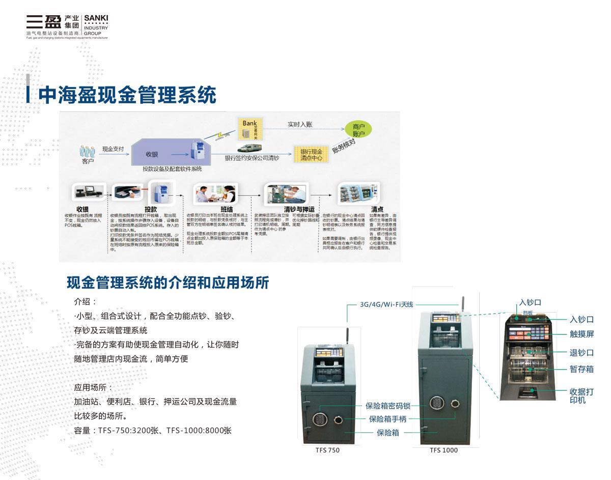 中海盈現金管理系統