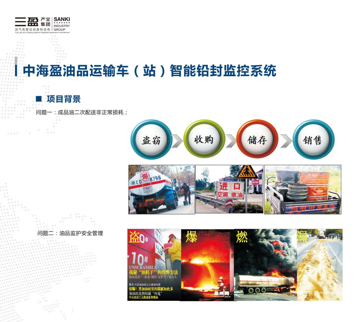 中海盈在線監測系統